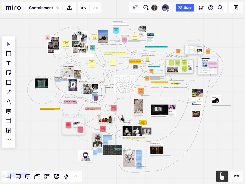 A mind map diagram with images text and arrows
